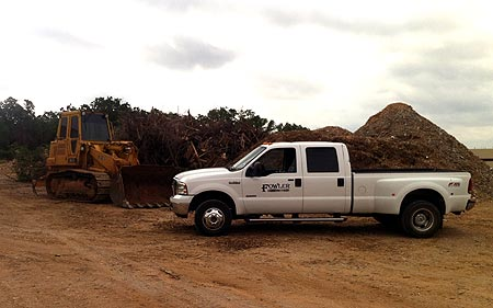 Land Clearing, Grinding, Mulching in Dallas Ft Worth area